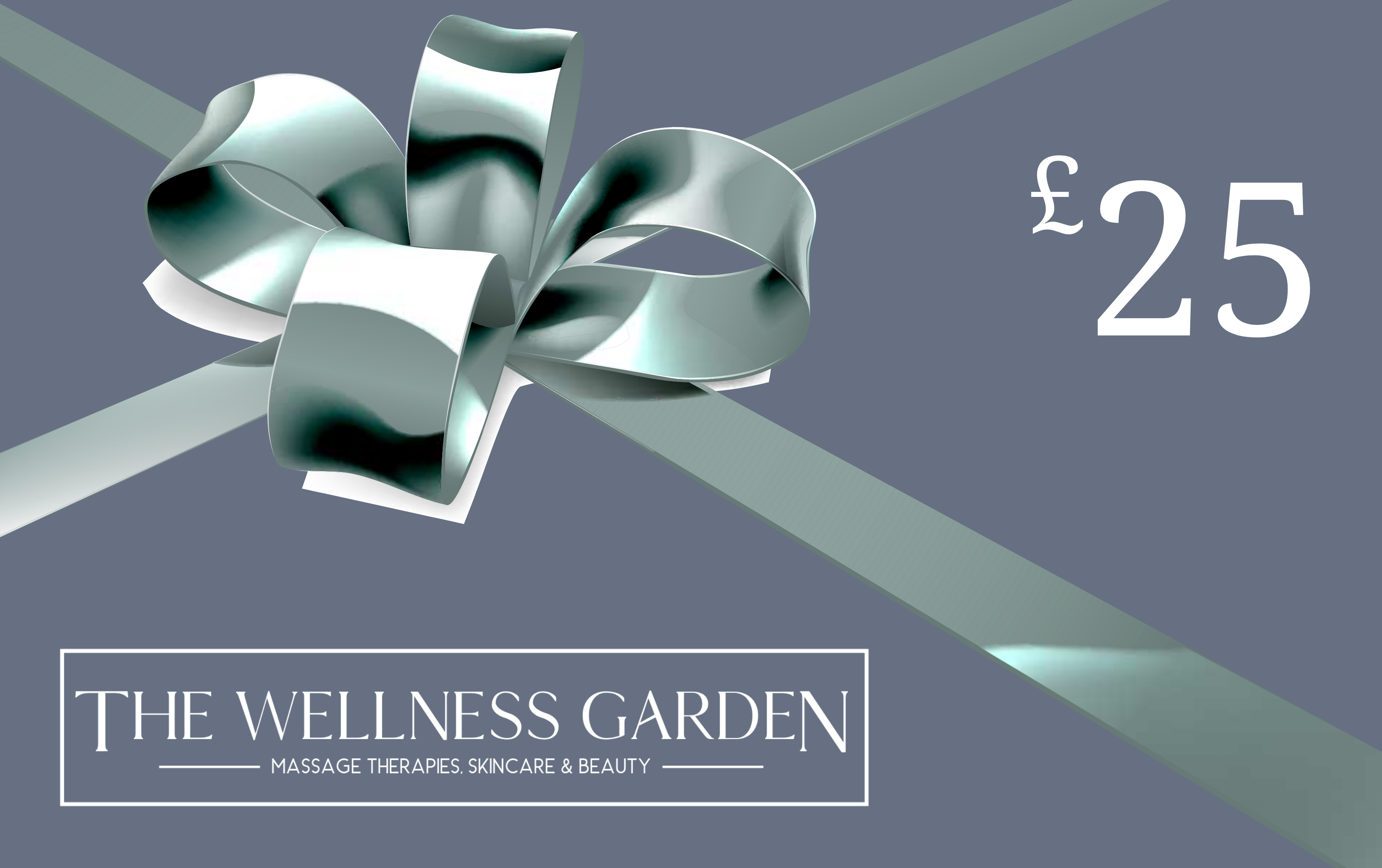 The Wellness Garden £25 gift voucher