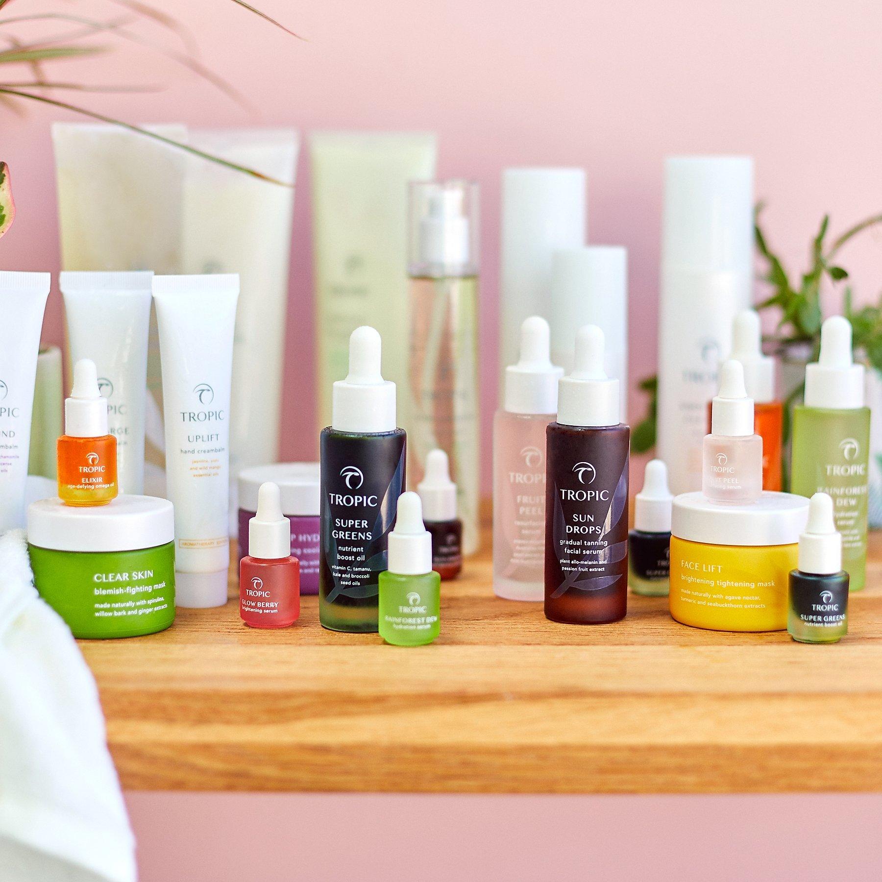 Tropic Skincare Surrey